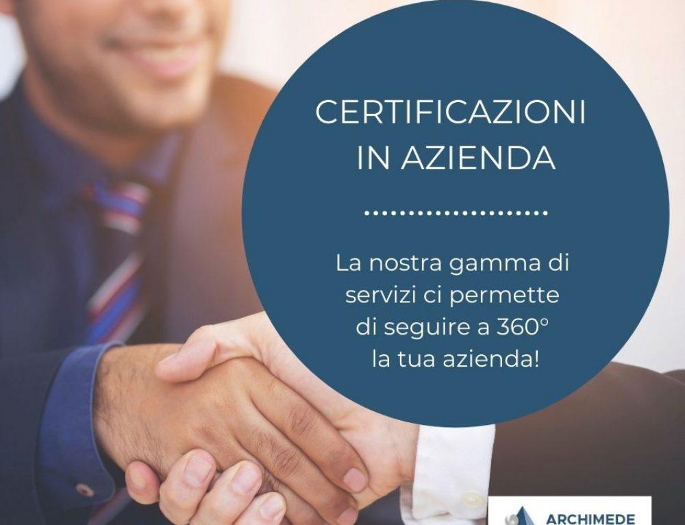Scopri il sistema di certificazione aziendale